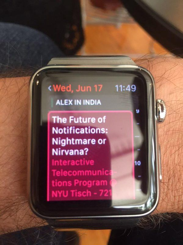 Smart notifications: the next evolution of messaging