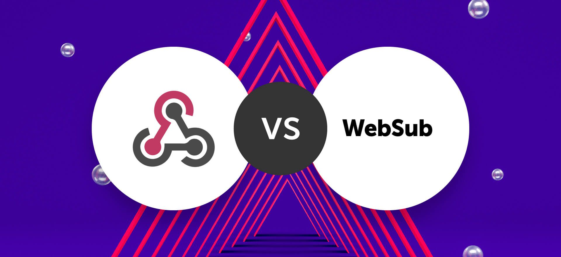 Webhooks vs WebSub - A comparison